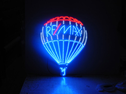 Remax Balon Led tabela Balloon Re/max Sign