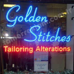 Golden Stitches İskoçya