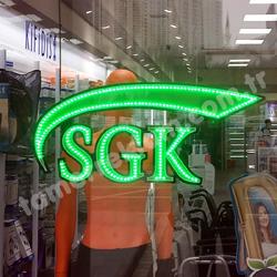 SGK led tabela