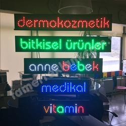 Eczane Dermokozmetik Bitkisel ürünler anne-bebe medikal vitamin tabelası