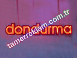 LED Dondurma tabela ( 650 x 117 mm )