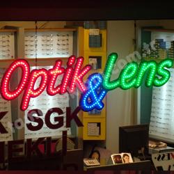 Optik & Lens Led Tabela